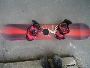 Snowboard-Atomic-150cm