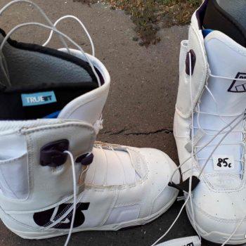 obuv na snowboard