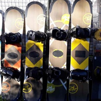 snowboardy univerzálne